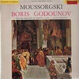 Boris Godounov (Melik-Pashayev) - Moussorgski