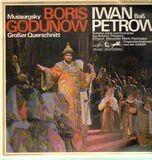 Boris Godunow - Großer Querschnitt (Alexander Melik-Paschajew) - Mussorgsky