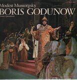 Boris Godunow - Großer Querschnitt - Mussorgsky