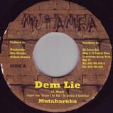 Dem Lie - Mutabaruka