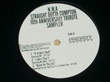 Straight Outta Compton - 10th Anniversary Tribute Sampler - N.W.A.