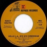 Hello L.A., Bye Bye Birmingham / White Tattoo - Nancy Sinatra