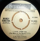I Love Them All - Nancy Sinatra