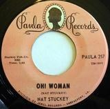 Oh! Woman / On The Other Hand - Nat Stuckey
