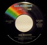 I Am... I Said / Done Too Soon - Neil Diamond