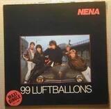 99 Luftballons / Ich Bleib' Im Bett - Nena