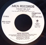 Count Me Out - New Edition