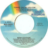 Tears On My Pillow / Bring Back The Memories - New Edition