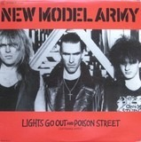 Lights Go Out And Poison Street (Extended Mixes) - New Model Army