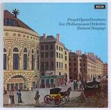 French Opera Overtures - New Philharmonia Orchestra , Richard Bonynge
