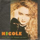 Steh' Wie Ein Mann Zu Mir - Nicole