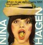 Ich Bin Da Gar Nicht Pingelig / Honigmann - Nina Hagen