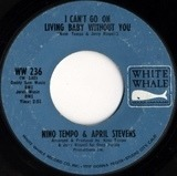 I Can't Go On Living Baby Without You / All Strung Out - Nino Tempo & April Stevens
