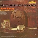 Great Moments In Radio: Volume 1 - Jack Benny