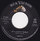 It's A Mighty World / Got My Mind On Freedom - Odetta