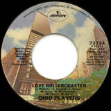 Love Rollercoaster / It's All Over - Ohio Players