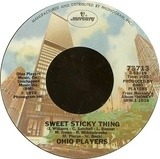 Sweet Sticky Thing / Alone - Ohio Players
