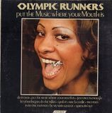 Olympic Runners