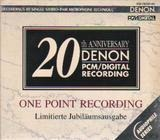 One point recording