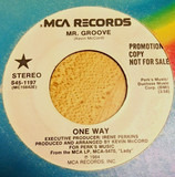 Mr. Groove - One Way