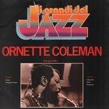 I Grandi Del Jazz - Ornette Coleman