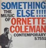 Something Else!!!! - Ornette Coleman