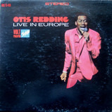 Otis Redding Live In Europe - Otis Redding