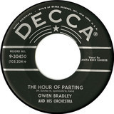 Dansero / The Hour Of Parting - Owen Bradley And His Orchestra