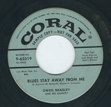 Blues Stay Away From Me / The 3rd Man Theme - Owen Bradley And His Quintet