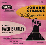 Johann Strauss Waltzes Vol. 2 - Owen Bradley Sextet