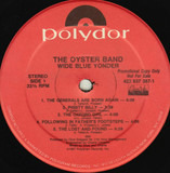 Wide Blue Yonder - Oysterband