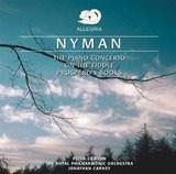 The Piano Concerto / On The Fiddle / Prospero's Books - Michael Nyman