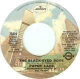 The Black-Eyed Boys / Jean - Paper Lace