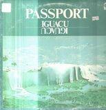 Iguacu - Passport