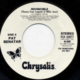 Invincible (Theme From The Legend Of Billie Jean) - Pat Benatar