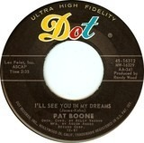 I'll See You In My Dreams / Pictures In The Fire - Pat Boone