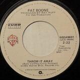 Throw It Away - Pat Boone