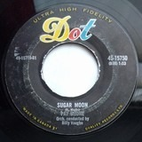 Sugar Moon / Cherie, I Love You - Pat Boone