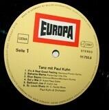 Tanz Mit Paul Kuhn - Paul Kuhn Mit Seinem Orchester