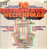 20 Instrumental-Welterfolge - Paul Kuhn, Hugo Strasser, Helmut Zacharias, a.o.