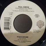 Kodachrome / Loves Me Like A Rock - Paul Simon