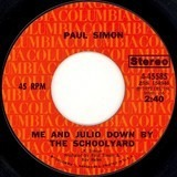 Me And Julio Down By The Schoolyard / Congratulations - Paul Simon