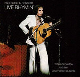 Live Rhymin' - Paul Simon