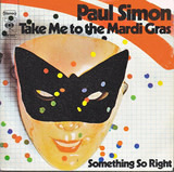 Take Me To The Mardi Gras - Paul Simon