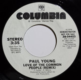 Love Of The Common People (Remix) - Paul Young