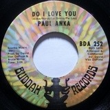 Do I Love You - Paul Anka