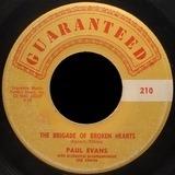The Brigade Of Broken Hearts - Paul Evans
