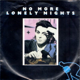 No More Lonely Nights - Paul McCartney