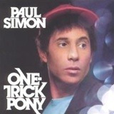 One-Trick Pony - Paul Simon