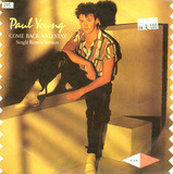 Come Back and Stay (single remix version) / Yours - Paul Young